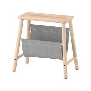IKEA イケア 収納スツール バーチ z20344450 VILTO clair-kobe