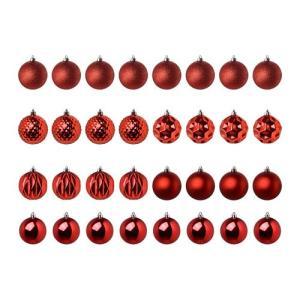 IKEA イケア デコレーション ボールオーナメント レッド クリスマス z20401134 VINTER 2018|clair-kobe