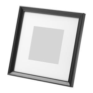 IKEA イケア フレーム ブラック 23x23 z60387126 KNOPPANG クノッペング|clair-kobe
