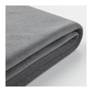 IKEA イケア カバー 1人掛け ソファーセクション用 ジュンゲン ミディアムグレー z60396809 GRONLID|clair-kobe