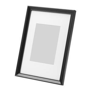 IKEA イケア フレーム ブラック 21x30 z70387121 KNOPPANG クノッペング clair-kobe