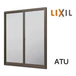 <title>LIXIL トステム 窓サッシ 引き違い窓 ATU CTシリーズ 単体サッシ 内付型 ついに入荷 2枚建 単板ガラス 呼称 256182 W:2600mm × H:1830mm</title>