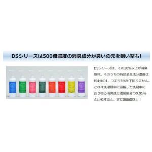 洗剤 DSシリーズ DS30+ 30代用 300ml 5本 スプレーボトル 消臭 株式会社ベネフィッ...