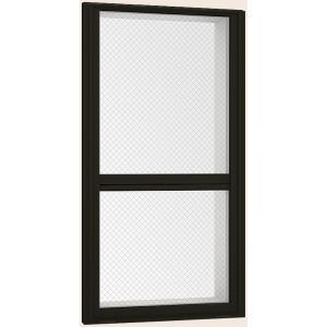 防火戸FG-H 上げ下げ窓FS Low-E複層ガラス 網入り アルミスペーサー仕様 06013 高品質新品 2020新作 H:1 × トステム 370mm W:640mm リクシル