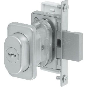 YKK AP メンテナンス部品 売り出し 2020 開き戸補助錠 シリンダー付 HH-4K-11349