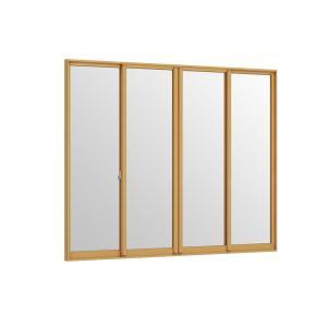 低価格化 インプラス 引違い窓 4枚建 Low-E複層フロストガラス W:1 いよいよ人気ブランド 500〜2 000mm × H:1 TOSTEM トステム LIXIL リクシル 内窓 401〜1 二重窓 900mm