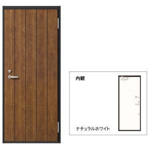 玄関 ドア アパートドア リクシル リジェーロα ランマ無 K4仕様 1ロック 21型 W785×H1912|clair