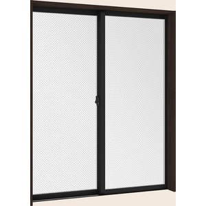 <title>舗 防火戸FG-H LOW-E複層ガラス 樹脂アルミ複合サッシ 引違い窓 2枚建 呼称 16505 W:1690mm×H:570mm LIXIL リクシル TOSTEM トステム</title>