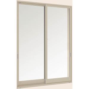 <title>デュオPG LOW-E複層ガラス 引違い窓 2枚建 単体 サッシ 半外付型 呼称 251222 W:2 550mm × H:2 230mm LIXIL リクシル TOSTEM トステム 爆安プライス</title>