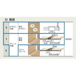 ラフィス Raffis 上吊方式 引分け戸 ライン枠 RLUW-RAA 鍵なし 3224Z W:3,261mm × H:2,400mm LIXIL リクシル TOSTEM トステム|clair|03