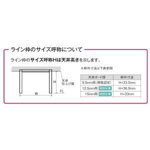 ラフィス Raffis 上吊方式 引分け戸 ライン枠 RLUW-RAA 鍵なし 3224Z W:3,261mm × H:2,400mm LIXIL リクシル TOSTEM トステム|clair|05