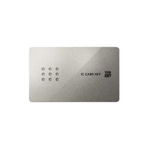 スマートコントロールキー用 ピタットKey(カード)1枚【合鍵】【ミワ】【ユーシン】【ウエスト】【ゴール】【カギ】【複製鍵】【複製錠|clair