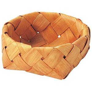 山下工芸(Yamasita craft) 水杉丸型バスケット 小 82138000|clairdelune9126