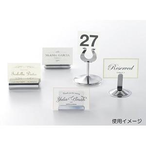 光洋陶器 ステンレス メニュー&カードホルダー S4500043 clairdelune9126