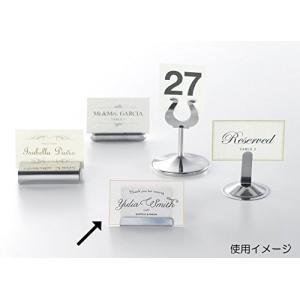 光洋陶器 ステンレス メニュー&カードホルダー S4500045 clairdelune9126