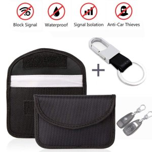 【機能】:RFID情報のスキャン/無線周波数情報の漏洩/遮断車用鍵信号。スマートキーで車をロックした...