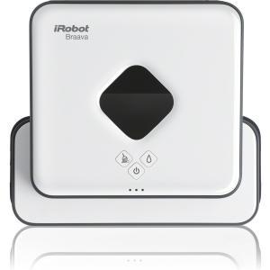 ブラーバ371j  アイロボット 床拭きロボット 静音 簡単操作 水拭き・乾拭き 落下防止 B371...