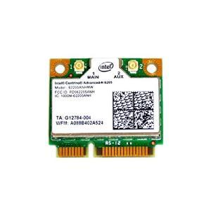 Intel Centrino Advanced-N 6205, Dual Band Model:62...
