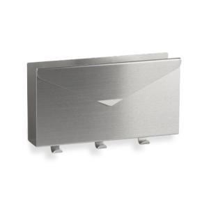 サイズ:約W203×D51×H102mm 材質:アルミニウム 原産国:中国 付属品:木ネジ、アンカー...