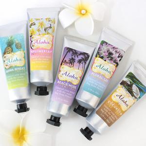 ハワイ ハンドクリーム 雑貨 Kahiko ハワイアンハンドクリーム ギフト プレゼント|clara-hawaii