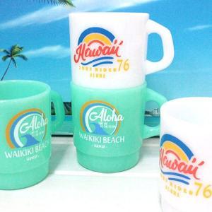 ハワイ 食器 雑貨 可愛い Kahiko アロビーチ プラマグ コップ カップ キッチン ギフト プレゼント|clara-hawaii