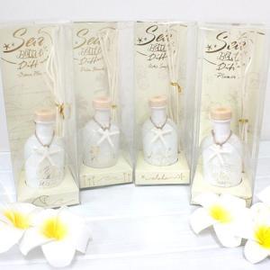 ハワイ インテリア 雑貨 Kahiko シーボトルディフューザー ハワイの香り 癒し おしゃれ|clara-hawaii