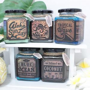 ハワイ 雑貨 Kahiko サーフ GEL フレグランス 瓶 ハワイの香り 癒し おしゃれ|clara-hawaii