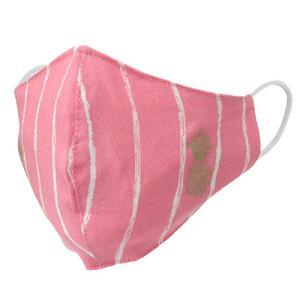 マスク パイナップル 立体 マスク コーラル ピンク レディース 大人 ハワイ ハワイアン雑貨 おしゃれ 洗える ネコポス便 送無|clara-hawaii