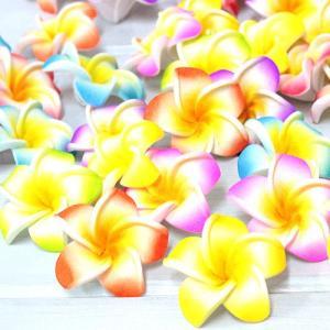 ハワイ 雑貨 プルメリア パーツ 小付け アクセサリー インテリア 小物|clara-hawaii