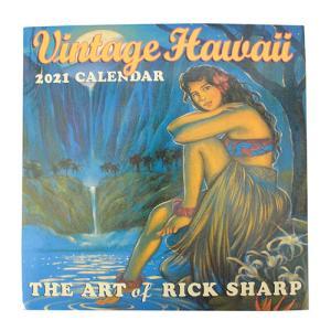 ハワイ カレンダー 2020 インテリア 雑貨 Island Heritage 2020年 ハワイアン DXカレンダー Vintage Hawaii|clara-hawaii