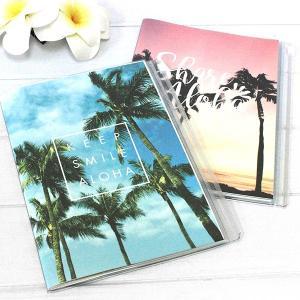 ハワイ 旅行 Hawaii Trip Notebook 旅行ノート 便利 ファスナーポケット付き|clara-hawaii