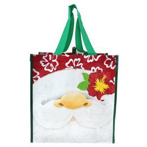 ハワイアン雑貨 エコバッグ おしゃれ ショッピングバッグ ジョリーアロハ Island Heritage アイランドトートバッグ スモール ネコポス送無|clara-hawaii