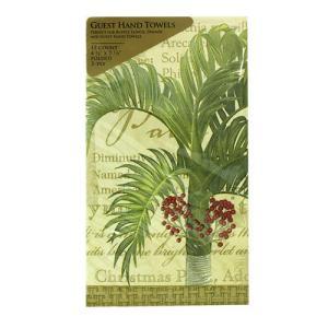 ハワイ 紙ナプキン 可愛い おしゃれ キッチンアイテム Island Heritage マニラパーム ペーパーナプキン 15枚入り clara-hawaii