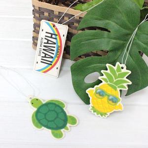 ハワイ 雑貨 ハワイの香り エアーフレッシュナー Island Heritage 部屋や車などに 癒し おしゃれ|clara-hawaii