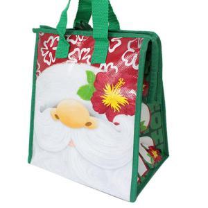 ハワイアン雑貨 保冷バッグ おしゃれ ランチバッグ ハワイ スモール ランチバッグ ジョリーアロハ Island Heritage ネコポス 送料無料|clara-hawaii
