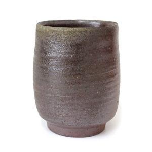 備前焼 湯呑 湯のみ コップ 食器 陶器 ギフト 贈答 和食器|clara-hawaii