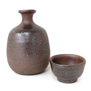 徳利 ぐい呑み セット 酒器 食器 陶器 ギフト 贈答 和食器|clara-hawaii