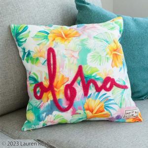 クッションカバー ふわふわ 冬 インテリア ハワイアン雑貨 おしゃれ Kahiko サーフマナ クッションカバー|clara-hawaii
