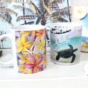 コップ マグカップ 可愛い ハワイ 食器 Kahiko レアフォトマグカップ ハワイアン雑貨 キッチン ギフト プレゼント|clara-hawaii