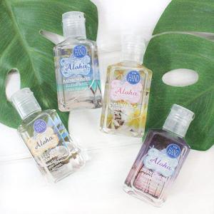 Kahiko アロハリフレッシュジェル ハンドジェル アルコール ハワイの香り 癒し|clara-hawaii