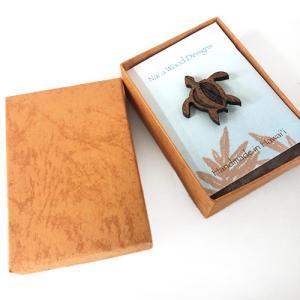 ハワイ お土産 コアウッド マグネットセット アロハ ホヌ 磁石 雑貨 ギフト プレゼント clara-hawaii