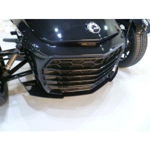 BRP Can-Am SPYDER F3 アンダーガード(デイトナ及びSSグリル用もあり)|claris-shop
