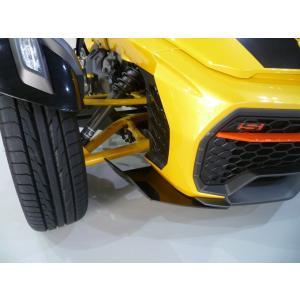 BRP Can-Am SPYDER F3 LTD アンダーガード(デイトナ及びSSグリル用もあり)|claris-shop
