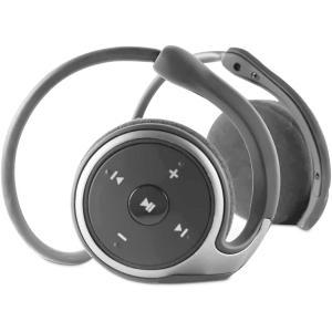 A-23 Bluetooth 5.0イヤホン ワイヤレス ヘッドフォン 耳掛け式ヘッドセット 高音質 マイク内蔵 FMラジオ/TF力ード対応 折り畳み式 軽量(黒) clartellc