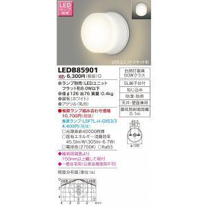 LEDB85901 東芝 ポーチライト