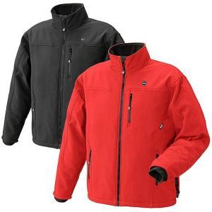 RYOBI BHJ 充電式ヒートジャケット 赤色 Lサイズ  ■カテゴリ: DIY・工具・作業用品:...