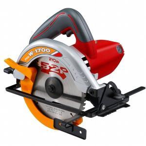 RYOBI W-1700 W1700 丸ノコ チップソー付  ■カテゴリ: DIY・工具・作業用品:...