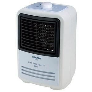 (在庫有 即納) TEKNOS ミニファンヒーター TS-613 テクノス