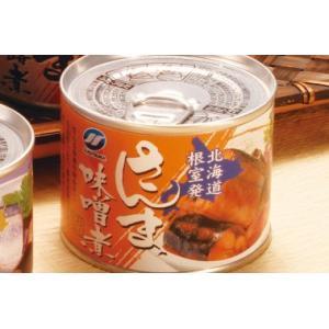 サンマ 缶詰 ・ 味噌煮 1缶190g 海鮮特産品