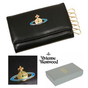 Vivienne Westwood|ヴィヴィアン ウエストウッドNappaオーブ6連キーケース|class-sense